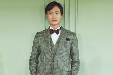 【公式】俳優チョ・ウジン、約10年交際した一般人と10月14日に結婚(提供:news1)