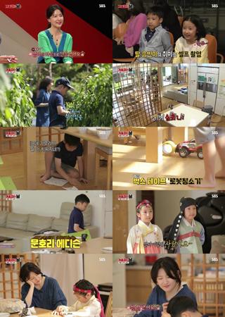 女優イ・ヨンエ、双子の子供たちとの日常公開=SBS「横チャンネル」視聴率2位に(提供:news1)