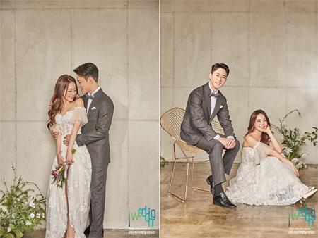 「ハートシグナル1」ソ・ジュウォン、シンドン(SJ)の紹介で出会ったモデルと11月結婚…ウェディング写真公開(提供:OSEN)