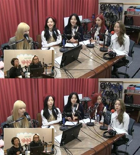 「宇宙少女」ヨンジョン、ラジオ番組で過酷なダイエットを告白(提供:OSEN)