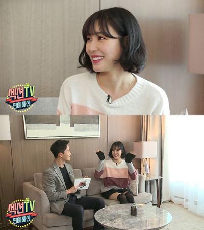 韓国ガールズグループ「少女時代」のティファニーが、番組で近況を伝えた。(提供:OSEN)