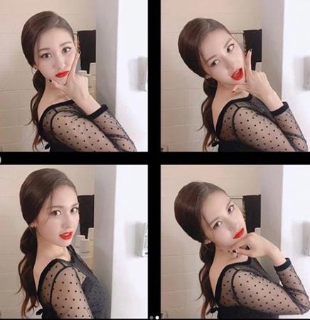"""""""JYP離れYG傘下レーベルに移籍""""チョン・ソミ、シースルーの衣装でアップグレードした美貌を誇る(提供:news1)"""