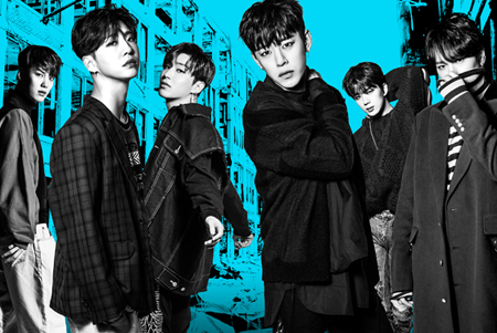 「B.A.P」、日本デビュー5周年記念の初ベストアルバム「B.A.P THE BEST -JAPANESE VERSION-」発売決定(オフィシャル)