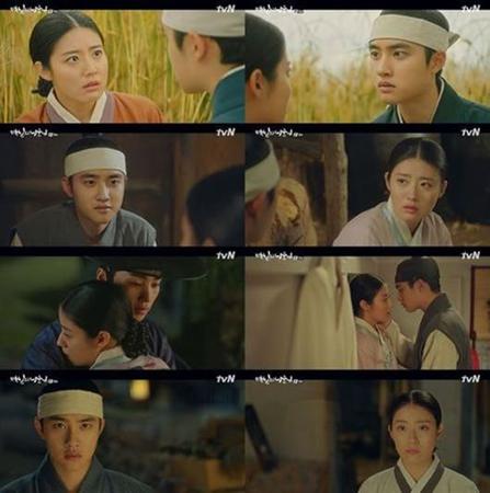D.O.(EXO)&ナム・ジヒョン主演「100日の朗君様」、地上波おさえ視聴率1位に…今後10%超えるか(提供:OSEN)