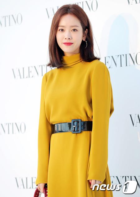 女優ハン・ジミン、映画「ミス・バック」で第4回ロンドン東アジア映画祭に出席(提供:news1)
