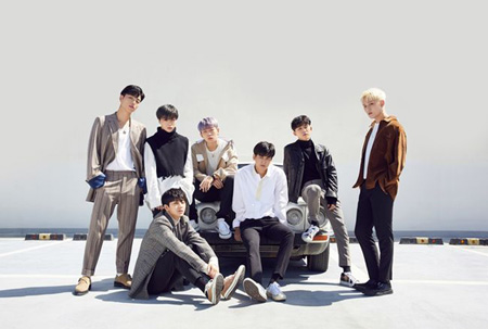 「iKON」、2か月でのカムバックは「努力の結果」(画像:OSEN)