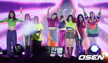「E-girls」、2018アジアソングフェスティバルに日本代表として出演! (提供:OSEN)