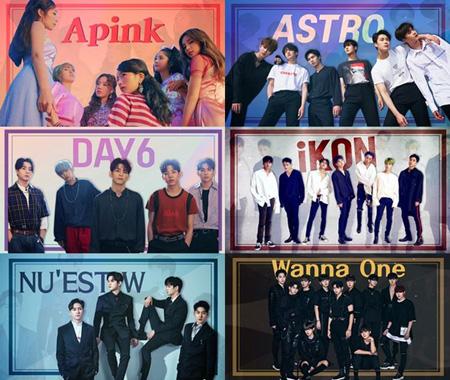 「アミーゴTV」シーズン4、「iKON」&「Wanna One」などラインナップ公開=15日に初放送(提供:OSEN)