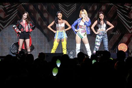 「MAMAMOO」、初の日本ツアーが大盛況でFINAL! 来年2月の再来日を発表(オフィシャル)