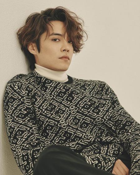 韓国のシンガーソングライター エディ・キム(27)がMYSTICエンターテインメントと再契約を結んだ。(提供:news1)