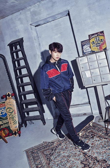 「SEVENTEEN」HOSHI&「Wanna One」パク・ウジン、「DANCING HIGH」スペシャル審査委員に 写真は「Wanna One」パク・ウジン。(提供:news1)