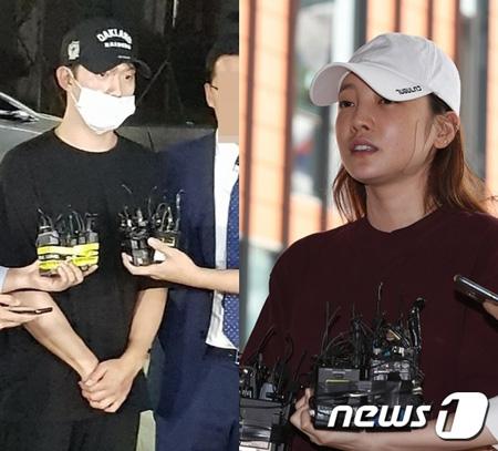 韓国ガールズグループ「KARA」ク・ハラと彼女の元恋人チェ某氏を捜査している江南警察署「現在、押収物を分析中で、チェ氏の召喚日程は非公開だ」と明らかにした。(提供:news1)