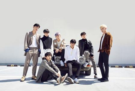 「iKON」、2週連続中国K-POP週間チャートで1位獲得! (提供:OSEN)