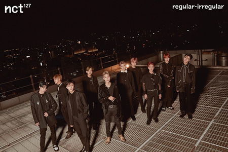 「NCT 127」の1stフルアルバム、週間アルバムチャート1位獲得=中国でも高い人気! (提供:OSEN)