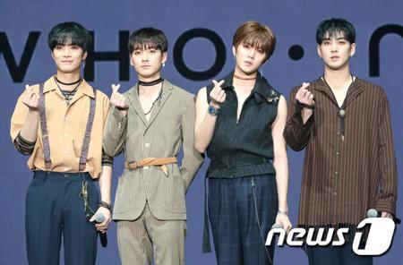 韓国ボーイズグループ「NU'EST W」が来月、ニューアルバムを発売することになった。(写真提供:news1)