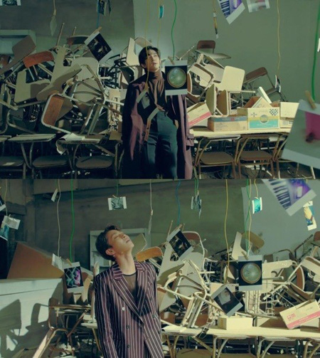 バンド「The Rose」、故ジョンヒョンさん(SHINee)のSNS画像を無断使用し謝罪(画像:MVのワンシーン)