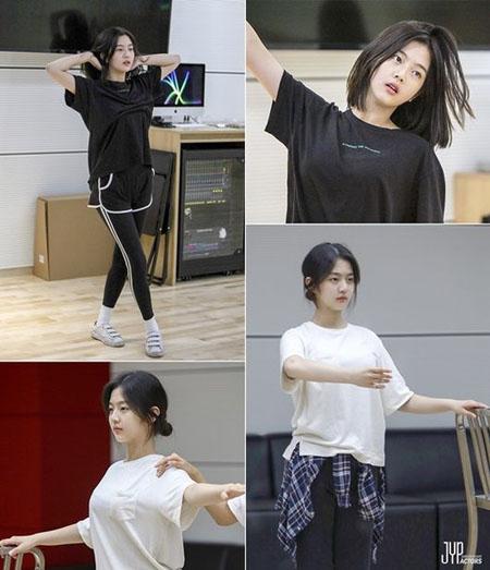 ドラマ「バッドパパ」でバレリーナ役のシン・ウンス、3か月間きついダンス練習(画像:OSEN)