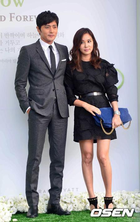 俳優チャン・ドンゴン&コ・ソヨン夫妻、小児患者のため1億ウォン寄付