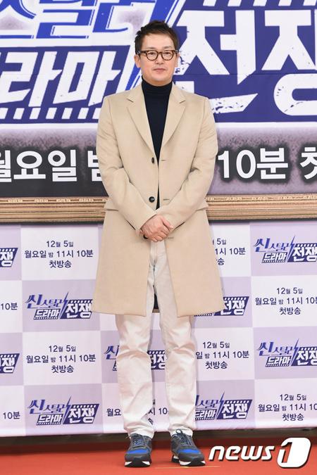俳優キム・ジョンテ、肝臓癌で闘病中… 新ドラマ「皇后の品格」降板へ(画像:news1)