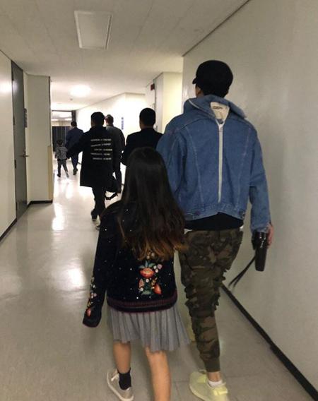YGヤン・ヒョンソク代表、娘とのデート場所は「Sechs Kiesコンサート会場」(画像:OSEN)