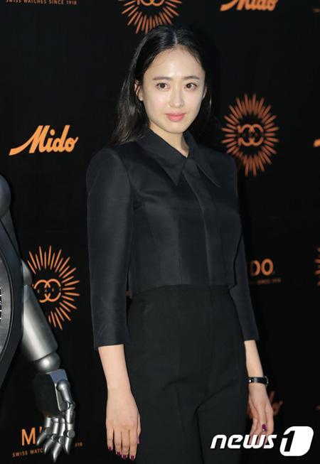 女優キム・ミンジョン、映画「タチャ3」を降板=制作陣との意見の食い違いで(提供:news1)