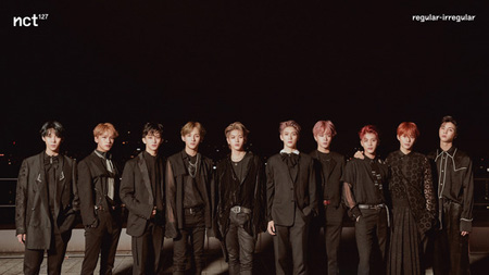 「NCT 127」、米デビューアルバムで「ビルボード200」86位を記録! (提供:news1)