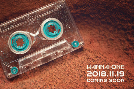 【公式】「Wanna One」、11月19日カムバック確定! 初のティザーイメージ公開(提供:OSEN)