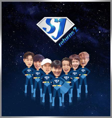 「SUPER JUNIOR」のウェブバラエティ「SJ returns2」、11月5日に初放送! (提供:OSEN)