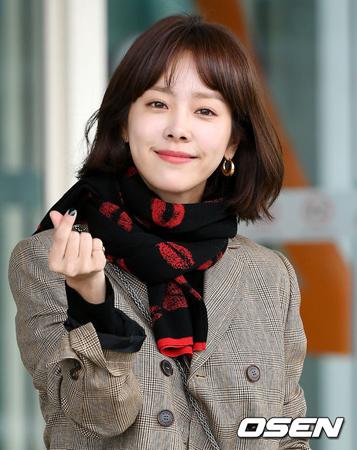 韓国映画俳優ブランド評判2018年10月のビッグデータ分析結果、ハン・ジミンが1位となった。(提供:OSEN)