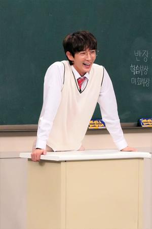 韓国俳優イ・ジュンギが、大先輩の俳優チェ・ミンスに感謝の気持ちを伝えた。(提供:OSEN)