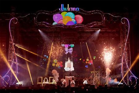 """""""4時間34曲""""IU(アイユー)、10周年ツアーコンサートは「歴代級」(画像:OSEN)"""