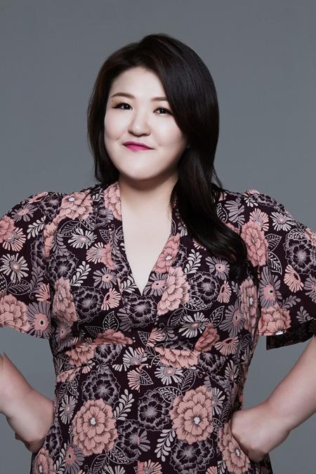 韓国の女性お笑い芸人イ・グクジュが詐称被害に遭った。(提供:news1)