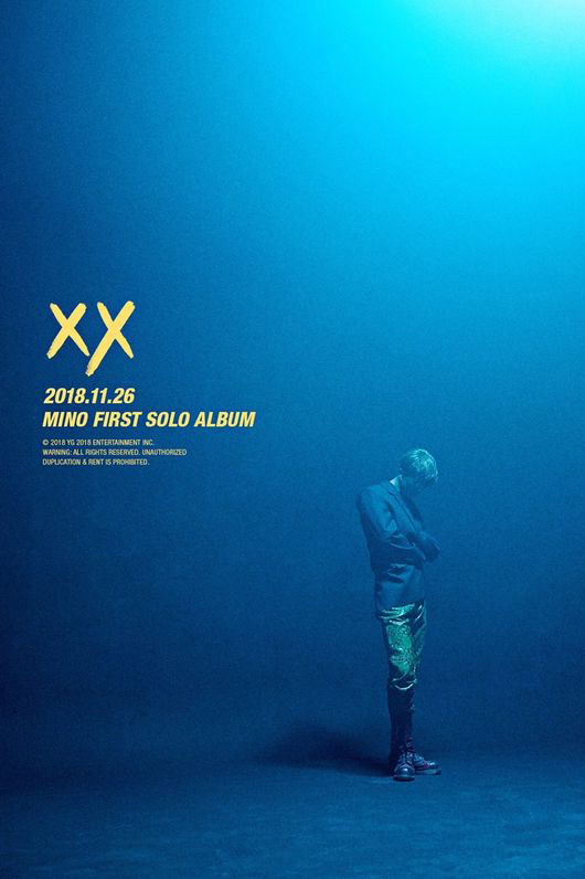 韓国アイドルグループ「WINNER」MINOが11月26日、デビュー1stソロアルバムを発売する。(提供:news1)