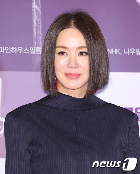 韓国女優オム・ジョンファが3年間所属したキーイーストを離れる。(提供:news1)