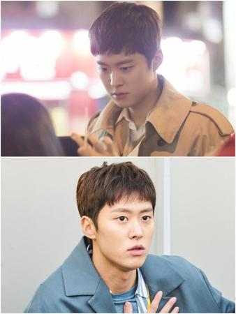 韓国俳優コンミョンが、今回出演するドラマ「死んでもいい」について語った。(写真提供:OSEN)