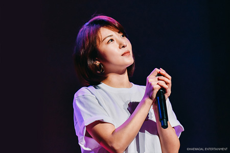 韓国人気女優 ハ・ジウォン 6回目のファンミーティング開催決定(画像:オフィシャル)