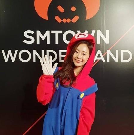 韓国版テラハ出演のオ・ヨンジュがSMハロウィンパーティーに出席した理由は…「インフルエンサーだから」(提供:news1)