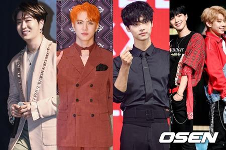 韓国ボーイズグループ「GOT7」メンバーのヨンジェが、過激な追っかけの一方的な連絡に苦しんでいることを訴えた。(提供:OSEN)