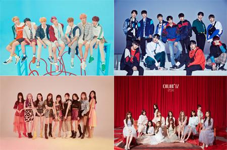 「2018 MAMA」、豪華1次ラインナップ公開! 日本公演には「BTS」、「TWICE」、「IZ*ONE」(オフィシャル)