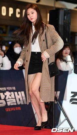 韓国女優キム・セロンが、大学の随時試験(推薦入試)を準備していると伝えた。(写真提供:OSEN)
