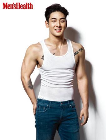 韓国ボーイズグループ「NU'EST W」のベクホが強い男に変身した。(写真提供:OSEN)