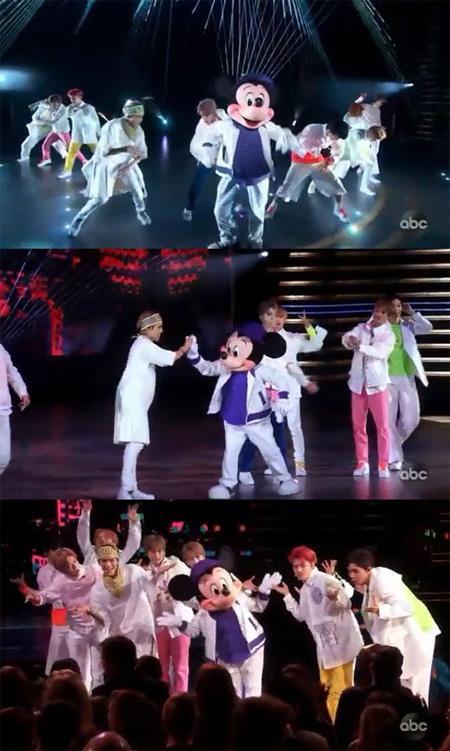 「NCT 127」、米ABC「ミッキーマウス90周年コンサート」に出演(提供:OSEN)