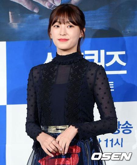 韓国ガールズグループ「SISTAR」出身の女優ユン・ボラが「神のクイズ:リブート」に臨む覚悟を語った。(提供:OSEN)