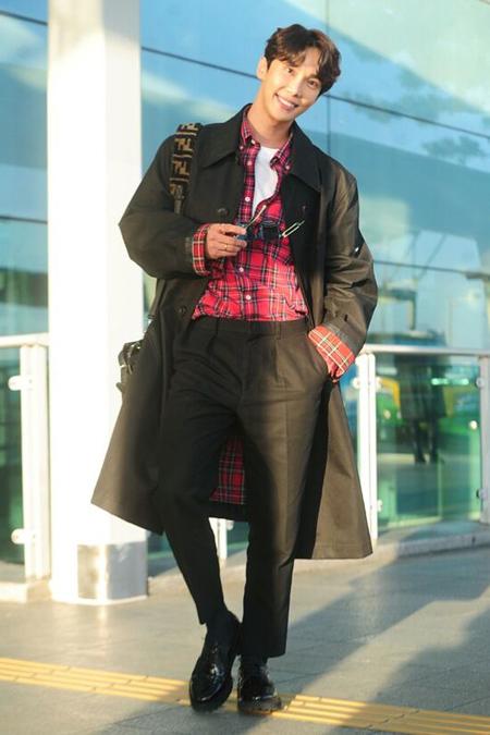 パク・ジョンミン(SS501)、ベトナムトップ女優Hari Wonと映画撮影へ(画像:OSEN)