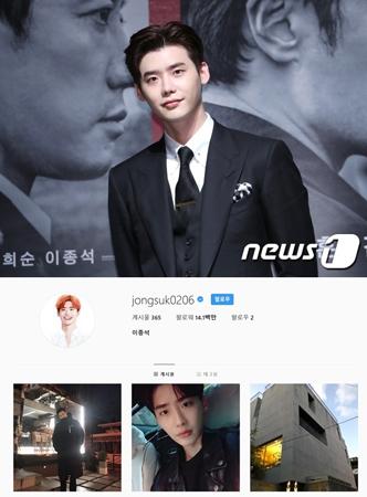 韓国俳優イ・ジョンソクが、インドネシア・ジャカルタで足止めされている中、SNSで訴えた文章が突然削除されて注目を浴びている。(提供:news1)