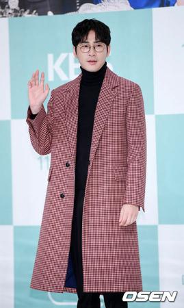 韓国新ドラマ「死んでもいい」主演のカン・ジファンが、自身が演じるキャラクターについて語った。(写真提供:OSEN)
