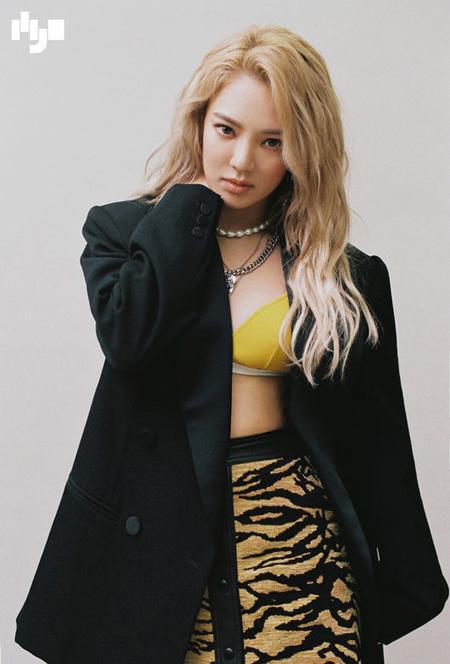 """""""EDMクィーン""""ヒョヨン(少女時代)、13日に新曲「Punk Right Now」発表(画像:OSEN)"""