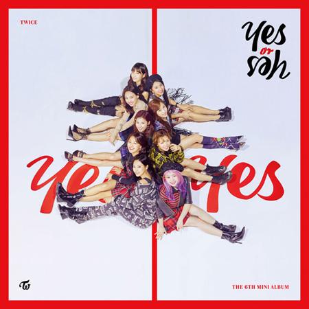 「TWICE」、新曲「YES or YES」が3日目7チャートで1位=ロングランなるか(画像:OSEN)