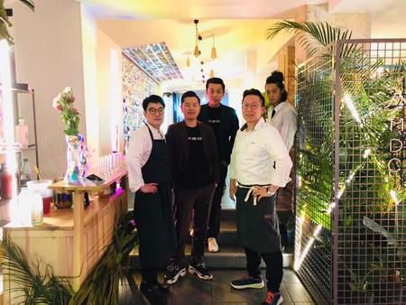 """歌手チョン・ジュンヨンのレストラン、パリ初""""ミシュラン一つ星""""韓国人シェフとコラボ(提供:news1)"""