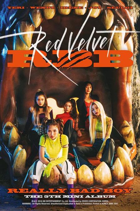 「Red Velvet」、11月30日に「RBB」でカムバック確定! (提供:OSEN)